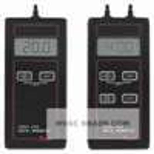 "Dwyer Instruments 476A-0, Digital manometer, range -20 to 20"" wc"