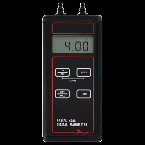 Dwyer Instruments 478A-1 DGTL MANO