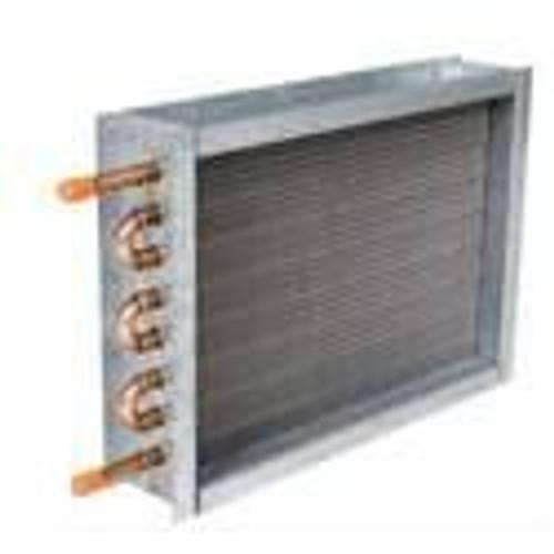 Magic Aire 48447, 3Row HW Heating Coil fitting 030/036-DU-B