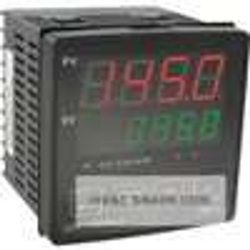 Dwyer Instruments 4C-3, 1/4 DIN temperature controller, relay output