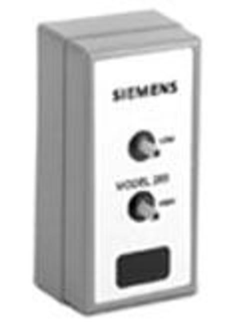 Siemens 590-508, DIFFERENTIAL PRESSURE SENSOR IN CONDUIT