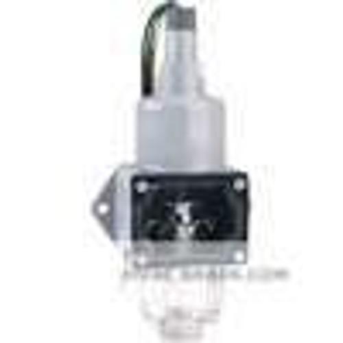 Dwyer Instruments 1005E-A1-J, Explosion-proof pressure switch, adj range 25-200 psig (17-138 bar), approx deadband (fixed) 10 psig (69 bar)