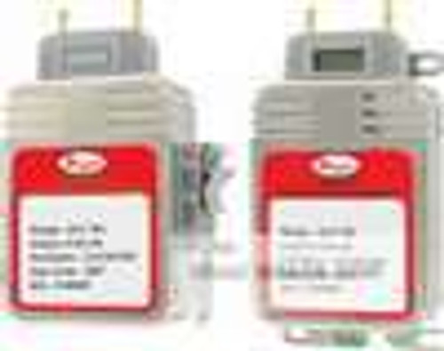 """Dwyer Instruments 610-25D-BDV, Low differential pressure transmitter, range 0 to 25"""" wc"""