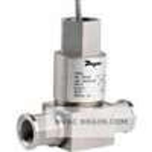 Dwyer Instruments 636D-5, Fixed range differential pressure transmitter, range 0-150 psid