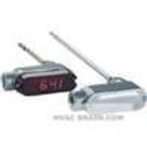 """Dwyer Instruments 641-18-LED, Air velocity transmitter, 18"""" (4572 mm) probe length, with LED display"""