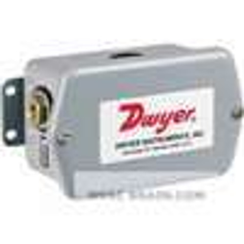 "Dwyer Instruments 647-3, Wet/wet differential pressure transmitter, range 0-5"" wc"