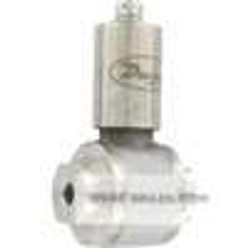 Dwyer Instruments 655A-06-C, Wet/wet differential pressure transmitter, range 0-1 psid