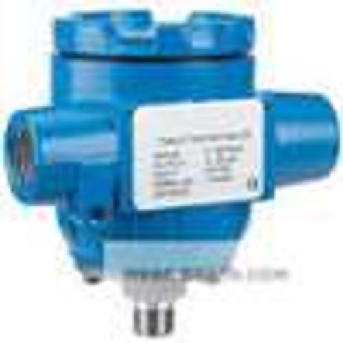 Dwyer Instruments 679-6, Weatherproof pressure transmitter, range 0-3000 psi, overpressure 4500 psi
