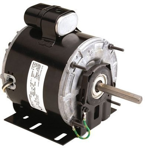 Century Motors 734A (AO Smith), 5 5/8 Inch Diameter Totally Enclosed Fan/Blower Motor 115 Volts 1135 RPM 1/4 HP