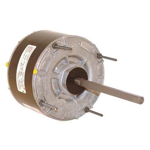Century Motors 785A (AO Smith), 5 5/8 Inch Diameter Outdoor Sleeve Bearing Fan Motor 460 Volts 1075 RPM 1/2 HP