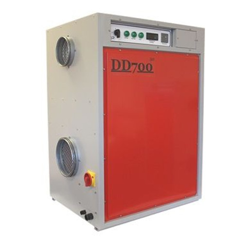 Ebac DD700 460V 3ph, Desiccant Dehumidifier (10671GR-US)