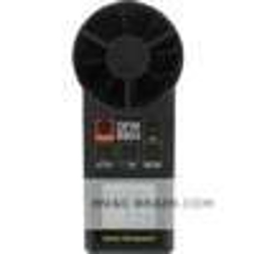 Dwyer Instruments 8904, Integral vane thermo-anemometer