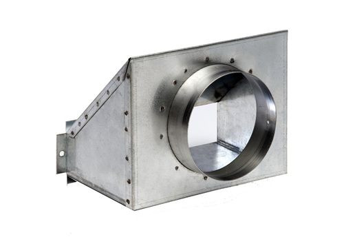 Williams Furnace 9902, Vent Adapter - without a Blower Installed