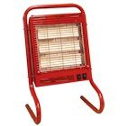 Ebac QZC1500, Infrared Heater, 10962RD-US