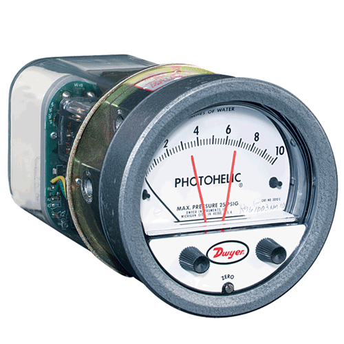 Dwyer Instruments A3000-250PA PHOTOHELIC