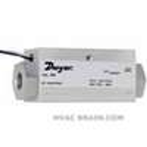 Dwyer Instruments A4-2, Differential pressure switch,  ±4 psi (28 bar) repeatability, set point (increasing) 13-25 psid (89-17 bar), set point (decreasing) 5-16 psid (34-11 bar)