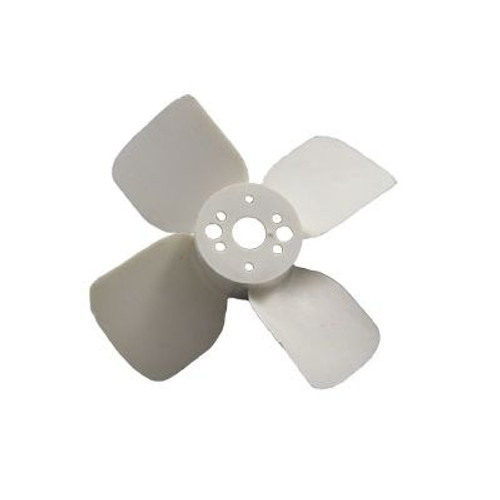"Packard A61300, Plastic Fan Blades 3"" Diameter CW Rotation 4 Blades"