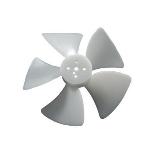 "Packard A61718, Plastic Fan Blades 7"" Diameter CW Rotation 5 Blades"