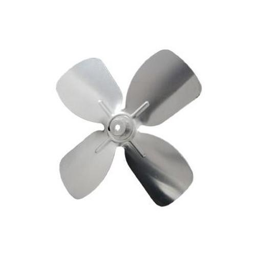 "Packard A64650, Small Aluminum Fan Blades With Hubs 6 1/2"" Diameter 1/4"" Bore CW Rotation"