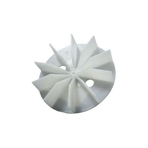 "Packard A65100FB, Plastic Blower Wheels And Fan Blades 7/32"" Bore 4 9/16"" Diameter"