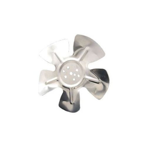 "Packard A65123, Small Aluminum Fan Blades With Hubs 12"" Diameter 5/16"" Bore CW Rotation"