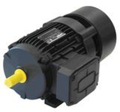 Lafert Motors AAF100LC4-460, FULL SIZE BRAKE MOTOR AAF100LC4 - 3 HP 460V - 1800RPM