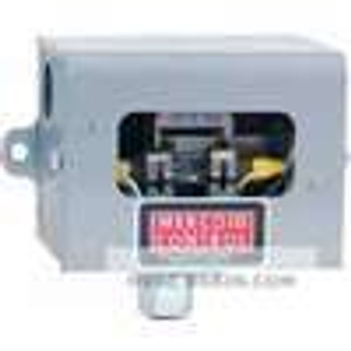 """Dwyer Instruments AP-7021-153-33, Diaphragm operated pressure switch, range 10"""" vac-50"""" wc (25-124 kPa), SPDT snap switch, low deadband 8"""" wc (20 kPa), high deadband 10"""" wc (249 kPa), max pressure 15 psig (103 bar)"""