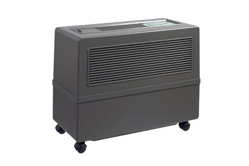 Stadler Form B-002, BRUNE Professional Evaporative Humidifier with UV-C Technology -Charcoal
