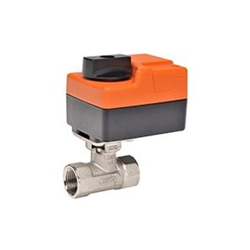 """Belimo B210+TR24-SR-T US, 2-way CCV, SS Trim, 1/2"""", CV 12"""" CCV w/ Stainless Steel Ball and Stem"""
