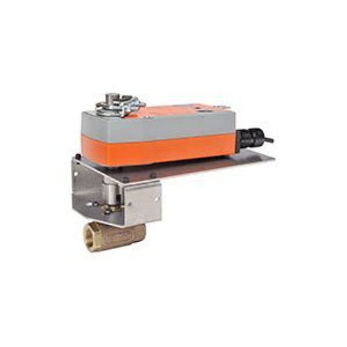 """Belimo B219VSS+NFBUP-S-X1, 3/4"""", 2-Way,SS Body, SS Trim, CV30 with Spring Return,90 in-lb ,On/Off,24 to 240V (UP)"""