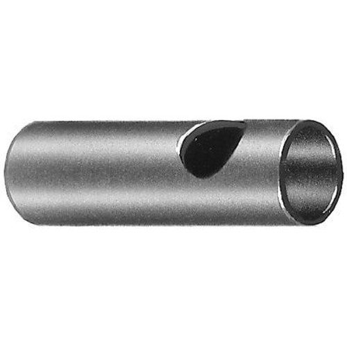 "Century 1302A (AO Smith), Steel Shaft Adapter Bushings Zinc Finish 5/16"" ID 3/8"" OD 1 1/16"" Length"