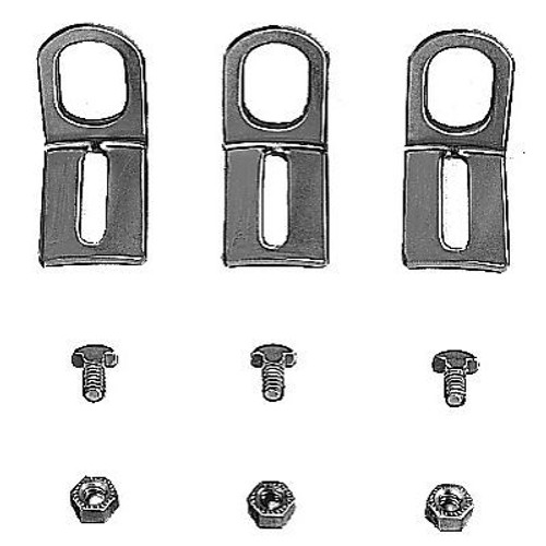 "Century Motors 1327A (AO Smith), Adapt-A-Lug Kits 1/4"" Slot"
