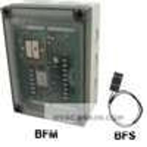 Dwyer Instruments BFM-3, Control unit: NEMA 4X, polycarbonate housing, 12VDC