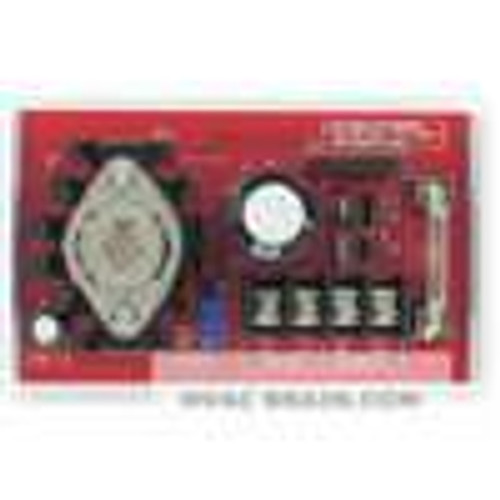 Dwyer Instruments BPS-015, Regulated power supply, 24 VAC to 24 VDC, with adjustable output of 15 to 27 VDC