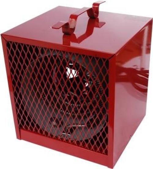 Qmark BRH402, Portable Electric Garage Heaters, 4000W,240V (3000W,208V)