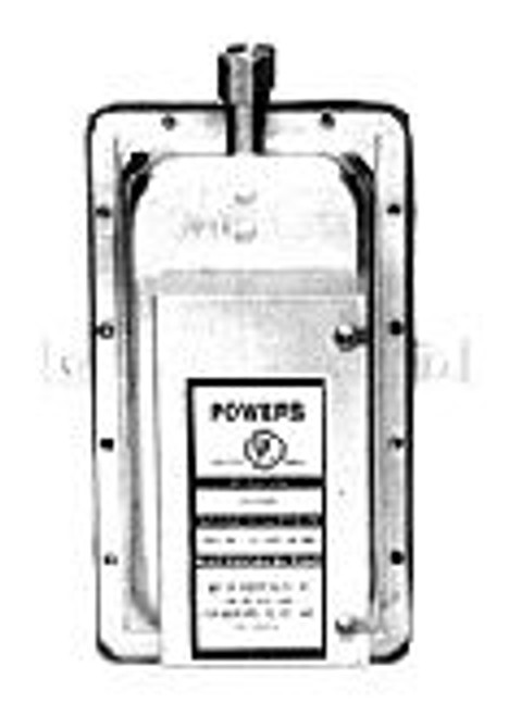 Siemens 141-0574, AIR FLOW SWITCH 05-10 WC
