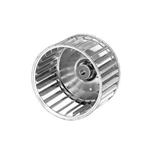 "Packard BW16044, Galvanized Steel Bower Wheels 3 13/16"" Diameter 5/16"" Bore"