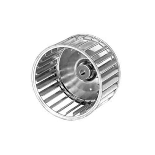 "Packard BW16064, Galvanized Steel Bower Wheels 6 25/64"" Diameter 1/2"" Bore"