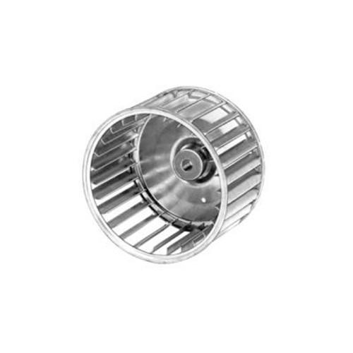 "Packard BW16077, Galvanized Steel Bower Wheels 8 35/64"" Diameter 1/2"" Bore"