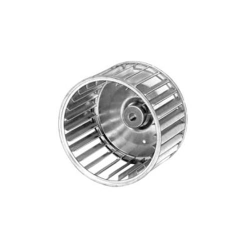 "Packard BW16079, Galvanized Steel Bower Wheels 9 31/32"" Diameter 1/2"" Bore"