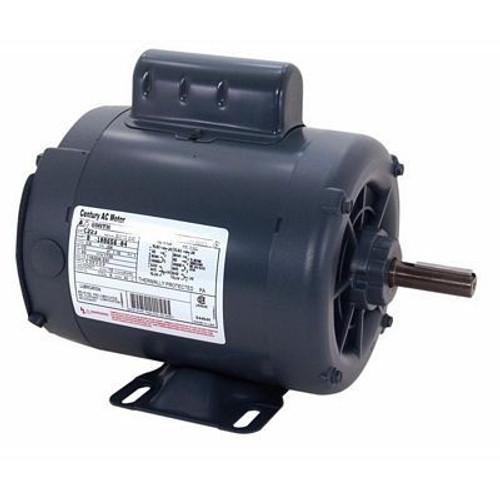 Century Motors C682 (AO Smith), Capacitor Start Rigid Base Motor 208-230/115 Volts 1725 RPM 1 HP