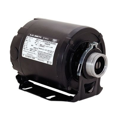 Century Motors CB2054AD (AO Smith), Carbonator Pump Motor 115/230 Volts 1725 RPM 1/2 HP