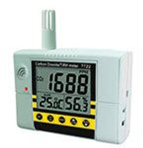 General Tools CDM77232 Wall Mount CO2/Temperature/RH Meter-High Accuracy (Replaces CDM1060)