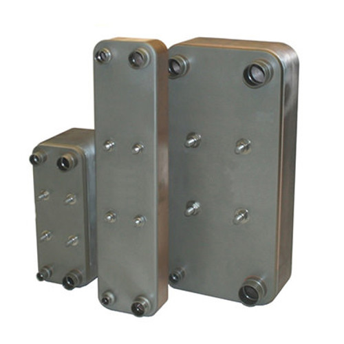 FlatPlate CH4W, Brazed Plate Heat Exchanger