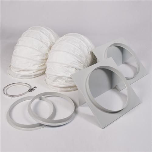 KwiKool, CK-60, Dual Duct Ceiling Kit