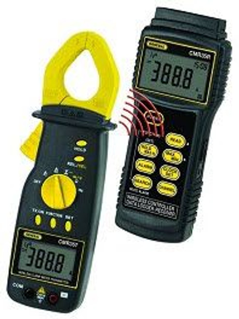 General Tools CM700 Auto Ranging True RMS AC/DC Clamp Meters 0 to 1000A Range, 001A Resolution