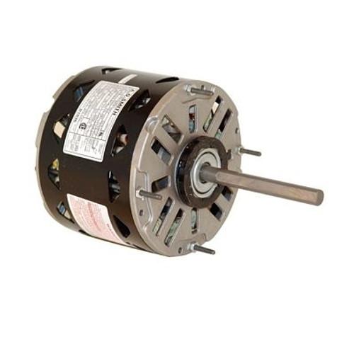 Century Motors D0008 (AO Smith), 5 5/8 Inch Diameter Standard Efficiency Indoor Blower Motor 208-230 Volts 1075 RPM 3/4 HP
