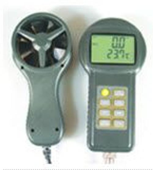 General Tools DCFM700 Digital Economy Airflow Meter with CFM
