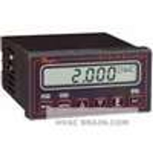 """Dwyer Instruments DH-002, Differential pressure controller, selectable engineering units: 2500"""" wc, 6350 mm wc, 0635 cm wc, 0467 mm Hg, 0623 mbar, 6228 Pa, 0623 hPa, 0114 oz/in"""