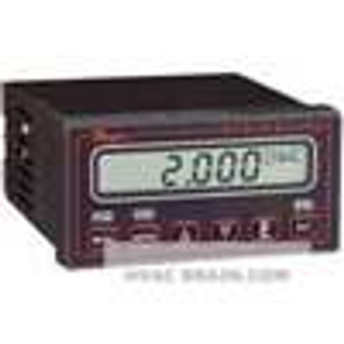"""Dwyer Instruments DH-004, Differential pressure controller, selectable engineering units: 1000"""" wc, 2540 mm wc, 1868 mm Hg, 2491 mbar, 2491 Pa, 0249 kPa, 2491 hPa, 0578 oz/in"""